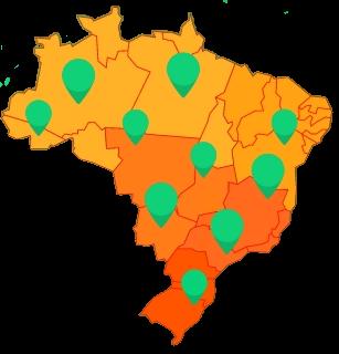 Mapa do agro